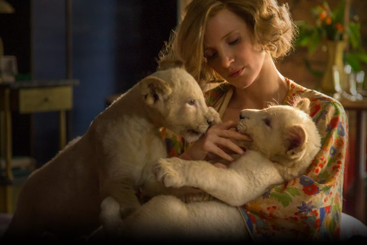 'The Zookeeper's Wife' is a satisfying tale of compassion