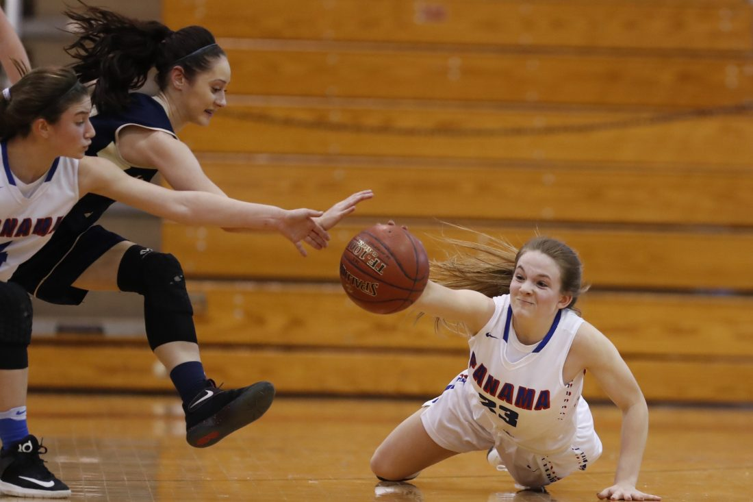Madalyn Bowen has helped Panama reach another state semifinal as the Section VI Class D champions face unbeaten South Kortwright on Saturday morning. (Harry Scull Jr./Buffalo News)