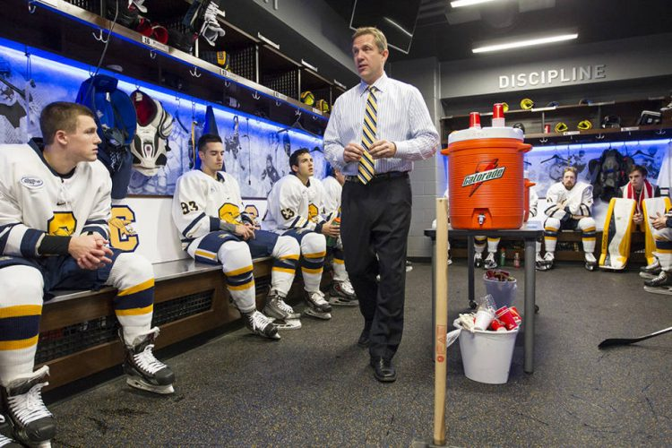 Canisius coach Dave Smith finalist for national coach of the year