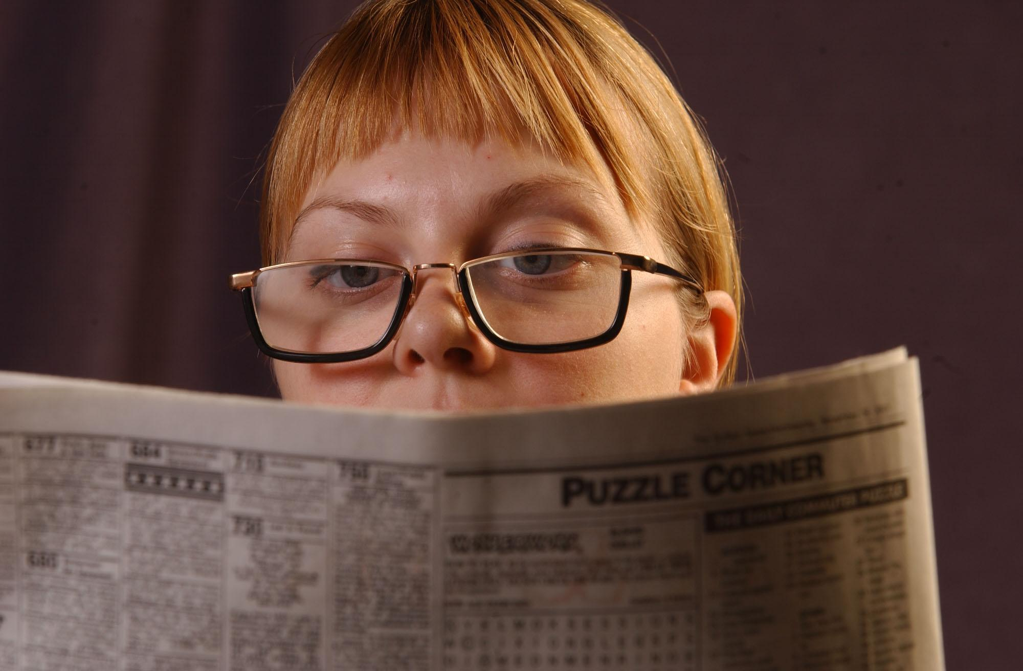 There are options to improve eyesight as we age. (Sharon Cantillon/Buffalo News file photo)