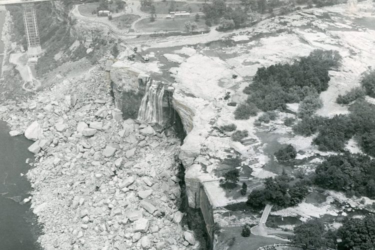 March 1848: When ice jams silenced the Niagara River for 30 'long, silent' hours