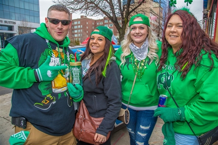 More Smiles at the St. Patrick's Day Parade