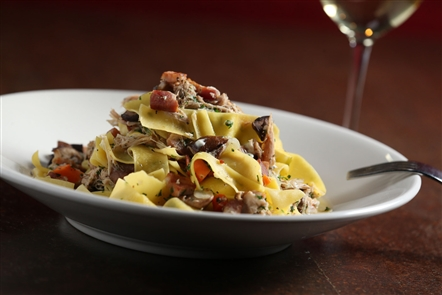 Trattoria Aroma: Restaurant review