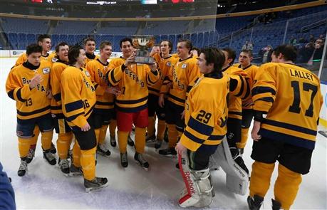 Bowman Cup: Buffalo Seniors 5, Rochester Seniors 1
