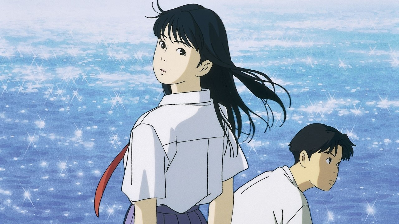 """Ocean Waves,"" the 1993 animated film from Studio Ghibli, finally is being released in the United States."