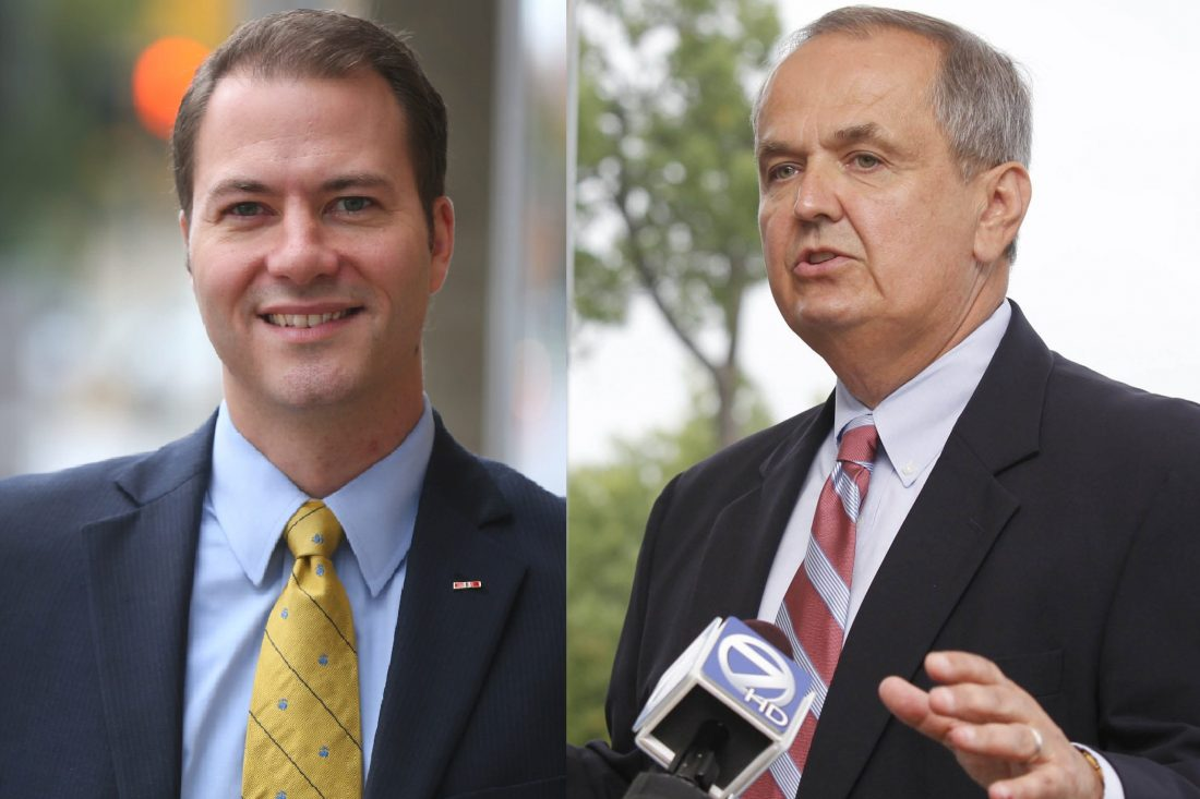 State Sen. Robert Ortt, ex-Sen. George Maziarz to be arraigned Thursday