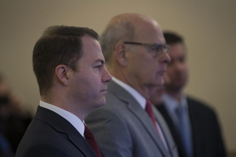 Ortt claims prosecution is 'politically appealing' for Schneiderman