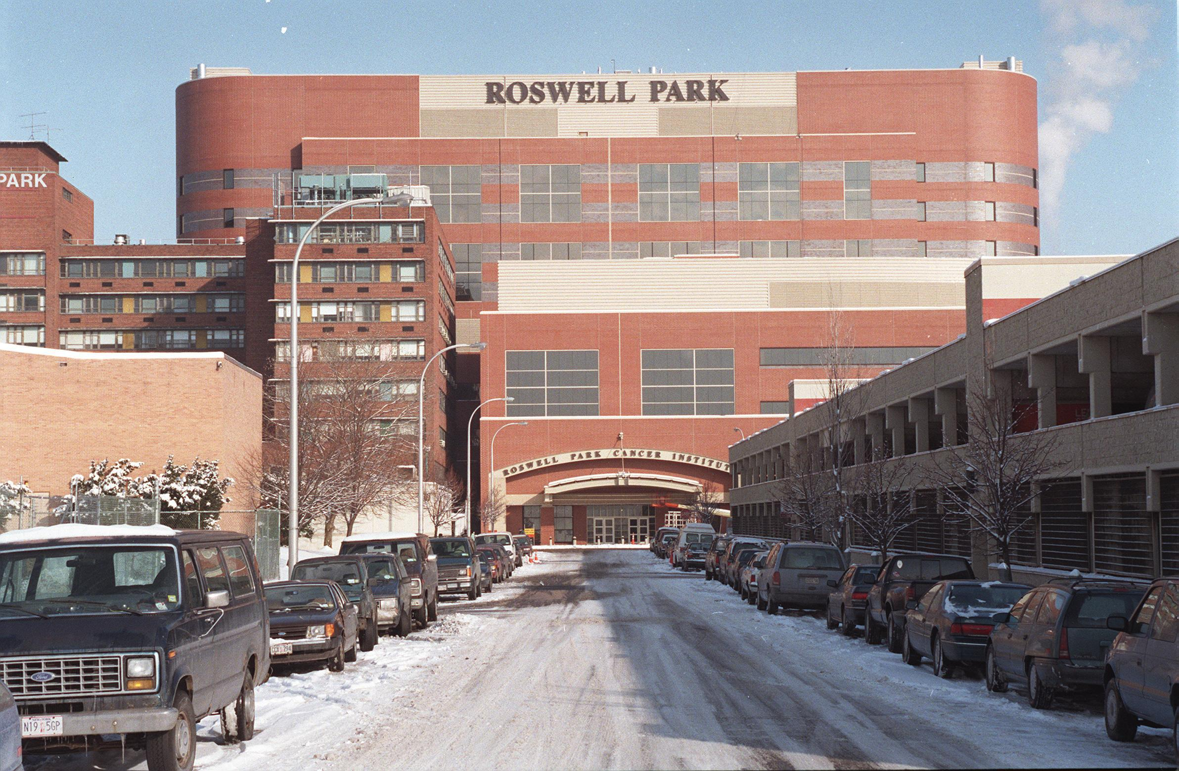 Roswell Park Cancer Institute researchers study the impact of dairy on breast cancer. (Buffalo News file photo)