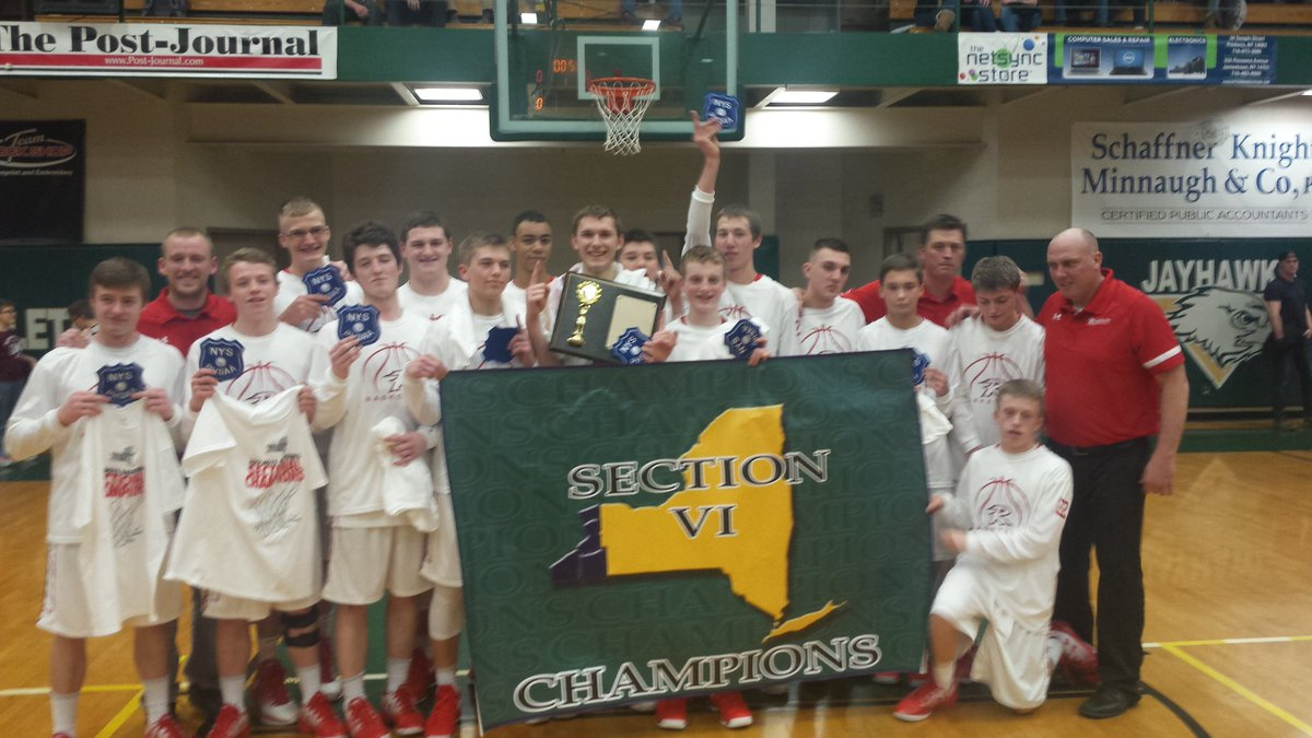 Randolph captured its first Section VI since 2014.