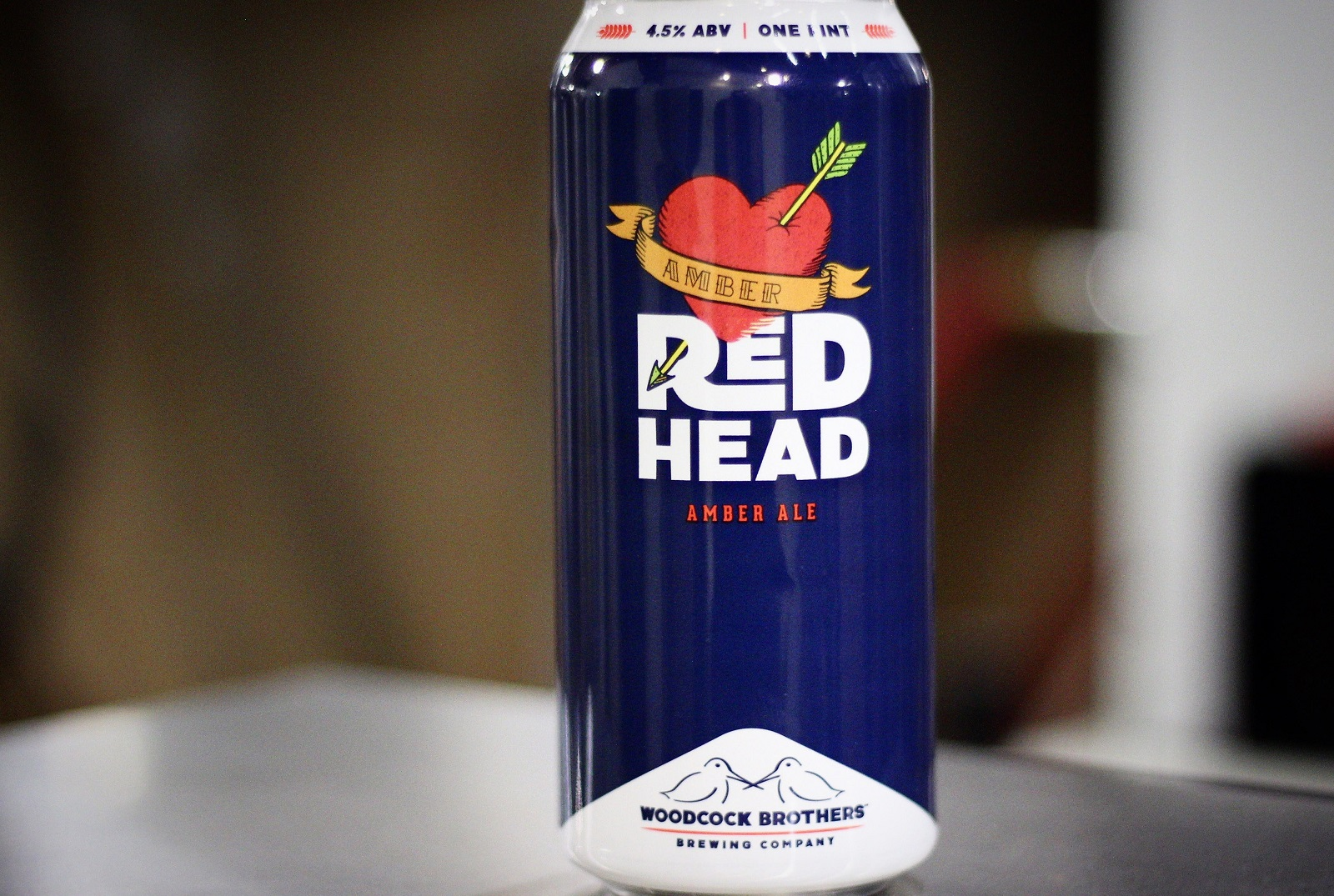 A new release of Red Head ale by Woodcock Brothers is part of this week's Beer Notes.