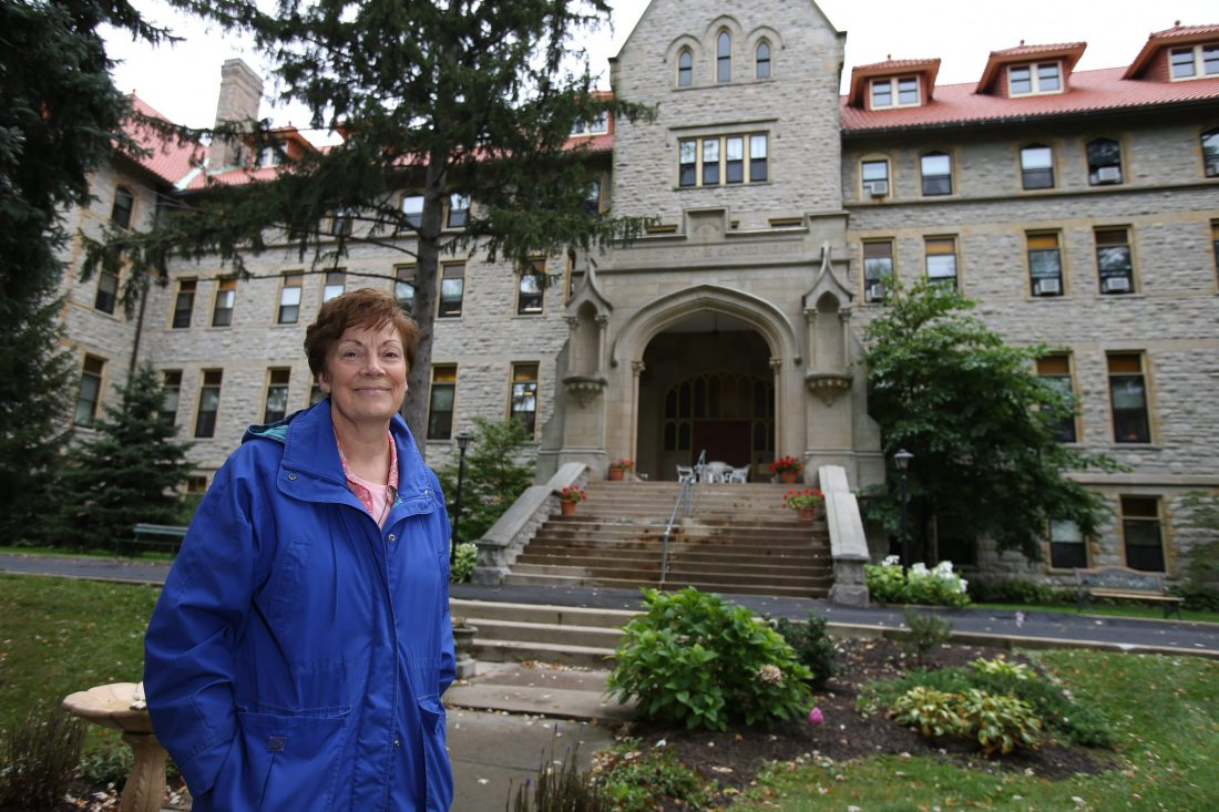 Sister Diane Gianadda founded the Stella Niagara Women's Respite Program. (Buffalo News file photo)