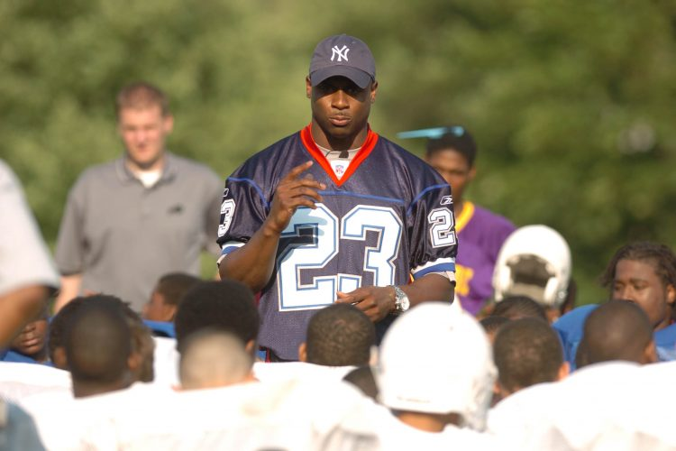 NFL executive Troy Vincent to speak at Niagara