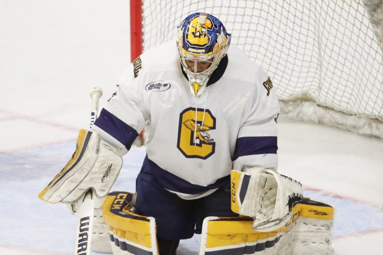 Canisius hockey's Williams signs with Manchester of ECHL