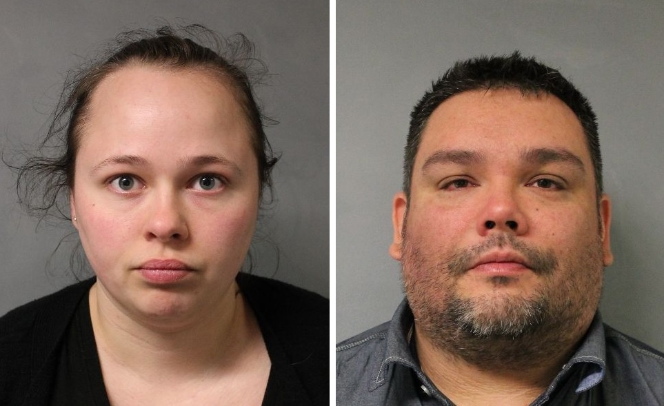 Victoria L. Young, 22, and Michael A. Young, 35, both of Attica. (Wyoming County Sheriff's Office)