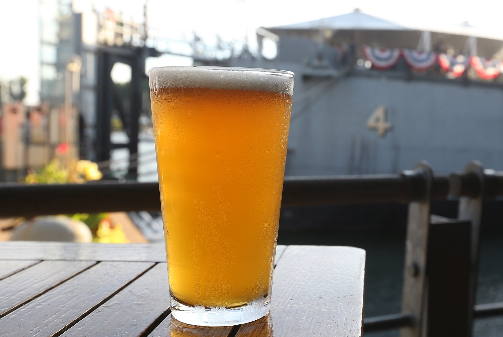 Alternate beer with water for a healthier summer lifestyle. (Sharon Cantillon/Buffalo News)