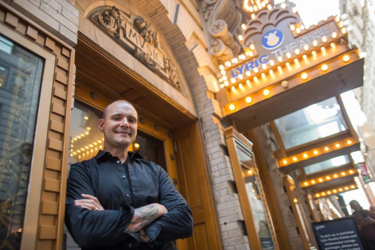 Clarence-bred Cirque musician anchoring himself in New York