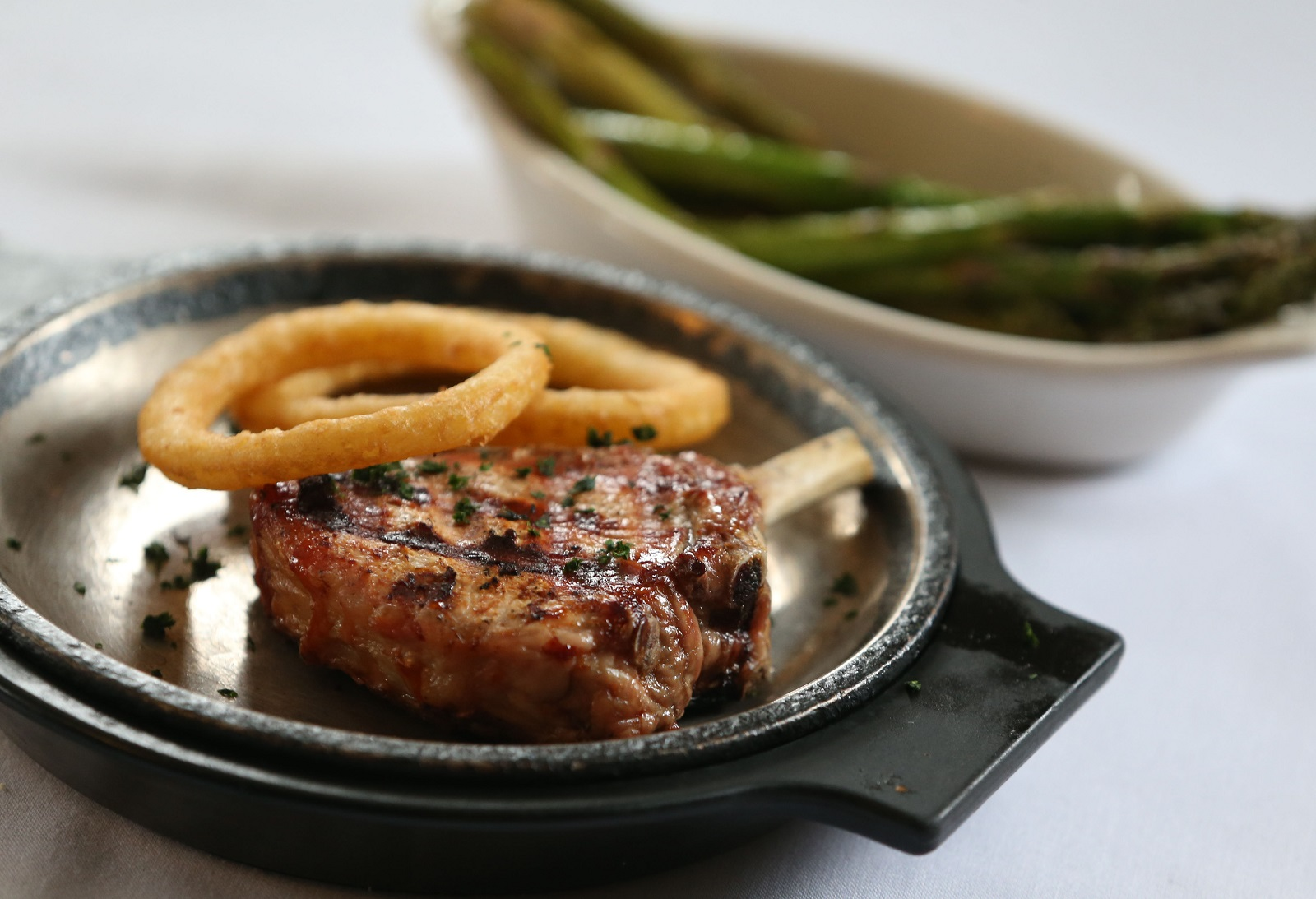 Their roast beef on kummelweck is made with certified angus beef. (Sharon Cantillon/Buffalo News)
