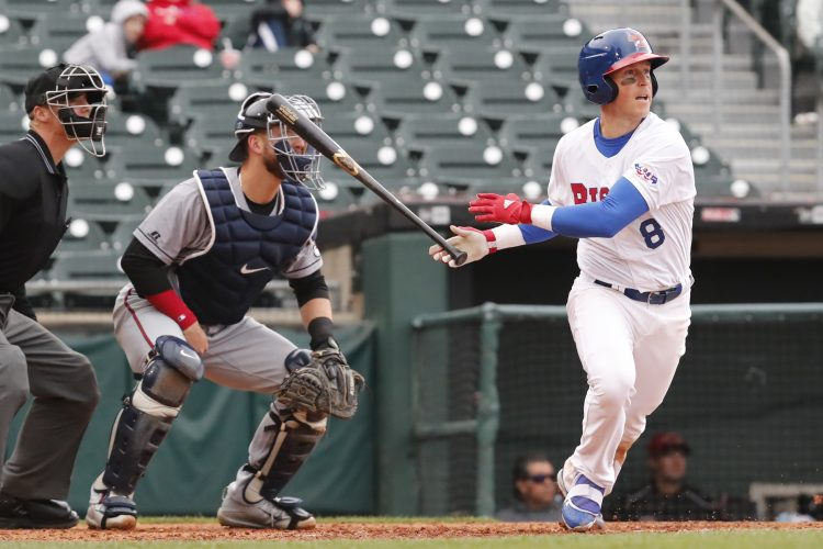 Jerry Sullivan: After watching his Cubs get their rings, Bisons' Coghlan fighting to get back in the Show