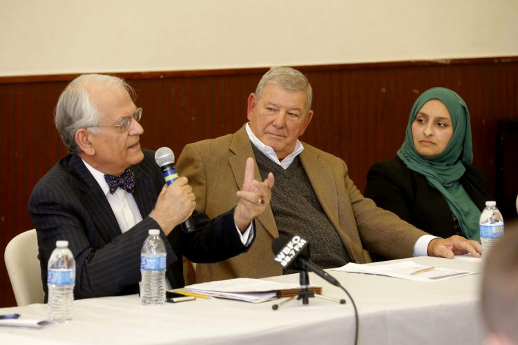 Journalism and coverage of Islam is weighty topic of panel forum