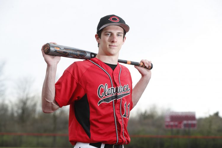 Prep Talk Male Athlete of the Week: Nick Ciraolo, Clarence baseball