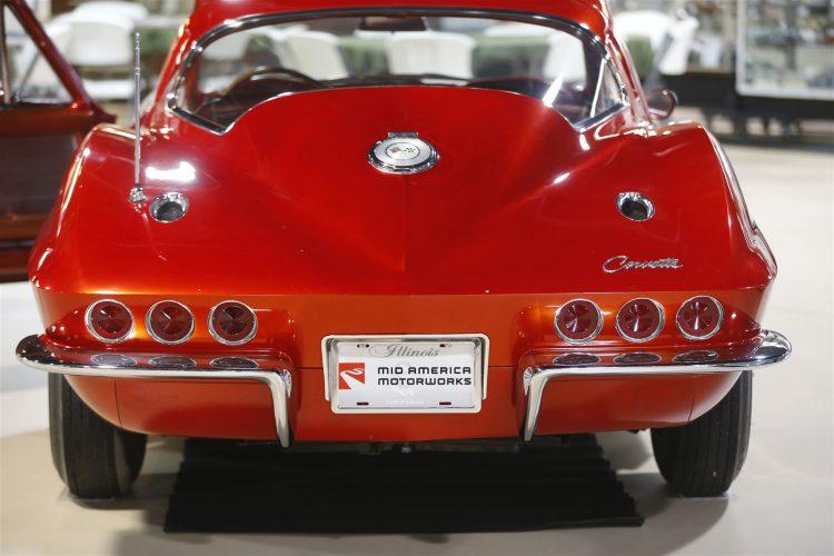 Pierce-Arrow museum scores a coup with $6.3 million donation of classic Corvettes