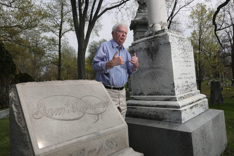 A grim Civil War tale of a father and son that starts in Buffalo