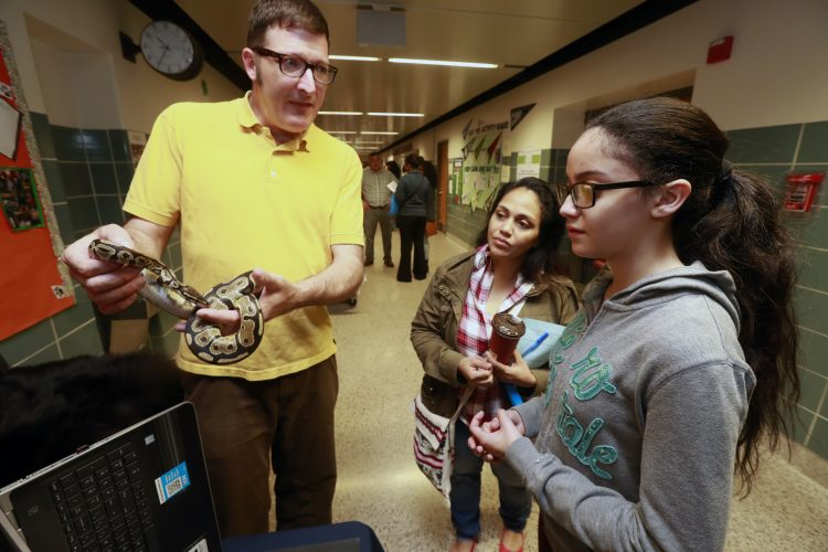 Buffalo teens shop for high schools offering high-tech training and careers