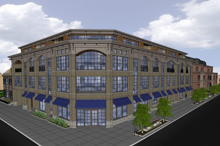 Chason Affinity revises Elmwood project