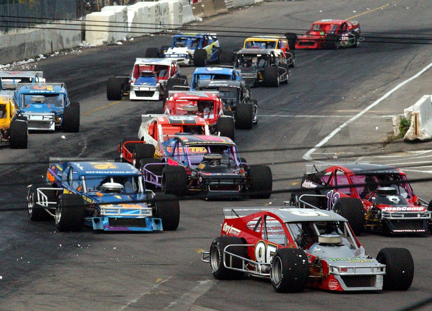 Elma's Joe Skotnicki continues to mold Race of Champions series