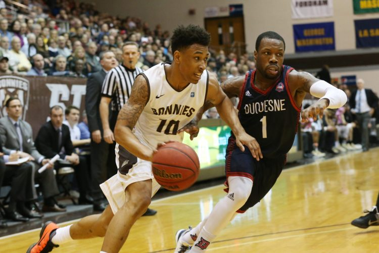 Bona's Jaylen Adams to enter name into NBA Draft, won't sign with agent