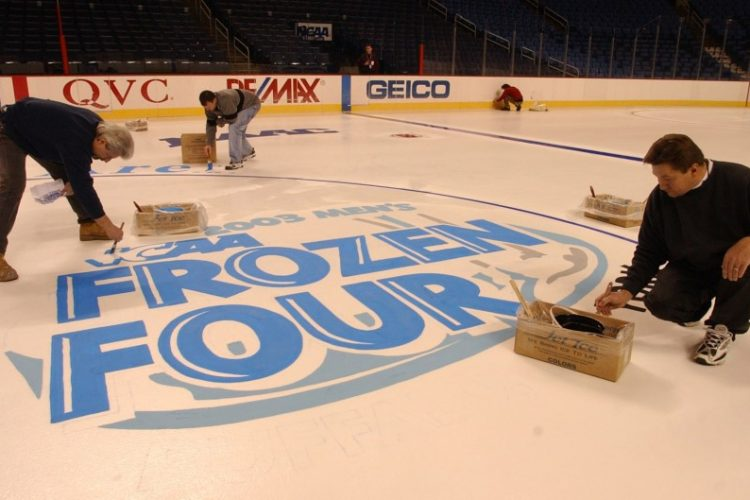 Report: 2020 Frozen Four believed to be coming to Buffalo