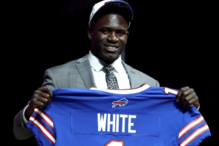 Five things to know about new Bills CB Tre'Davious White