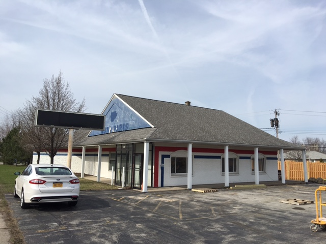 This is the site of Catholic Health's proposed drug treatment clinic that would offer services including methadone, Suboxone and other medications to patients at 910 Millersport Highway in Amherst.