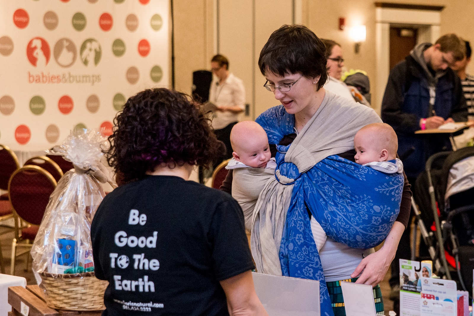 Babies & Bumps will bring to Buffalo next weekend nearly 60 organizations that cater to pregnant women, new parents and their babies.  (Stephen S Reardon Photography)