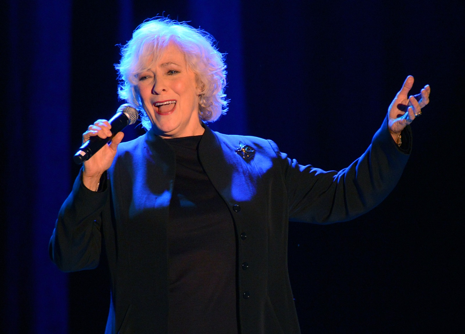Betty Buckley performs at The Hollywood Palladium in 2012.  (Frazer Harrison/Getty Images)