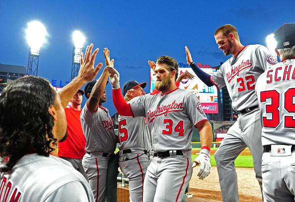 Mike Harrington's MLB Power Rankings