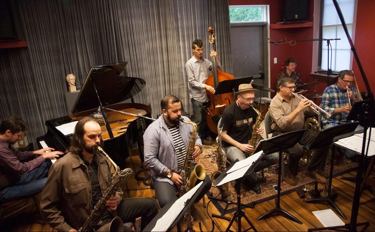 Buffalo Jazz Octet performed in the Pausa Art House last May.