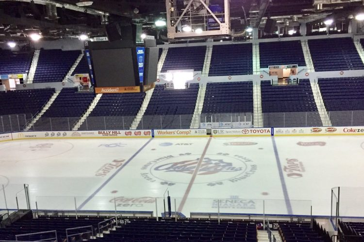 Sabres' Brandon: Want to work with Rochester, state to improve, continue relationship with Amerks