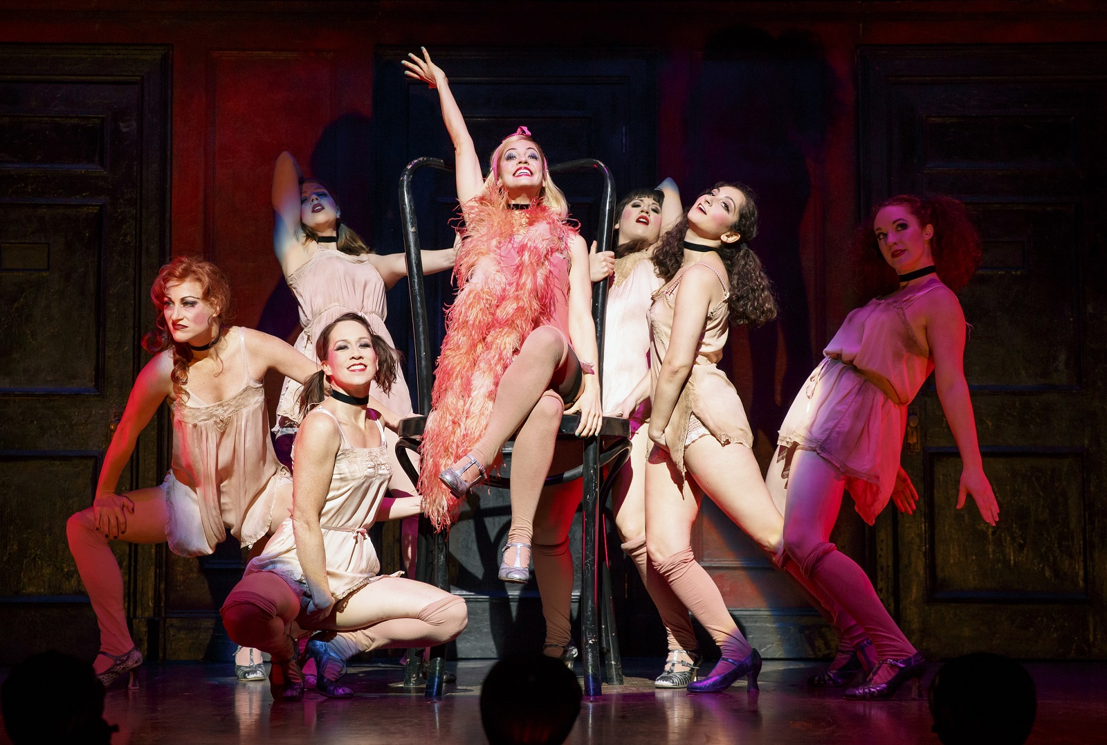 The latest touring production of 'Cabaret' is a must-see at Shea's Performing Arts Center.