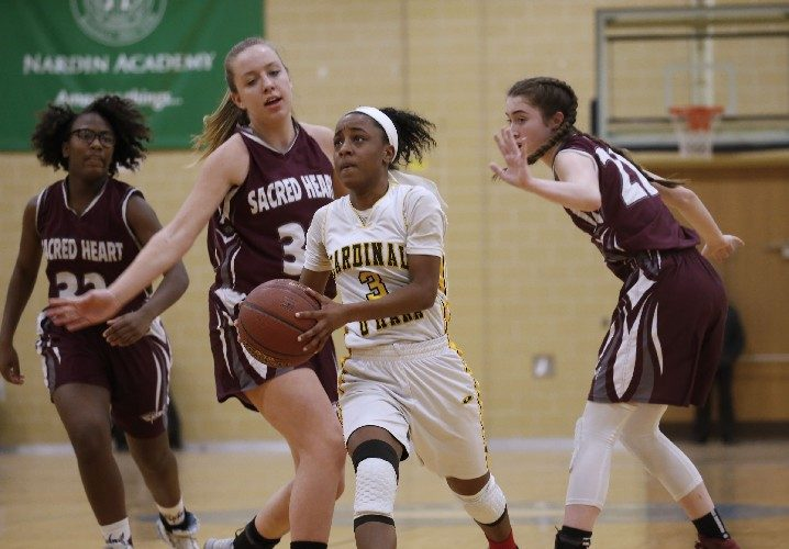 Cardinal O'Hara, Fredonia top final girls basketball polls