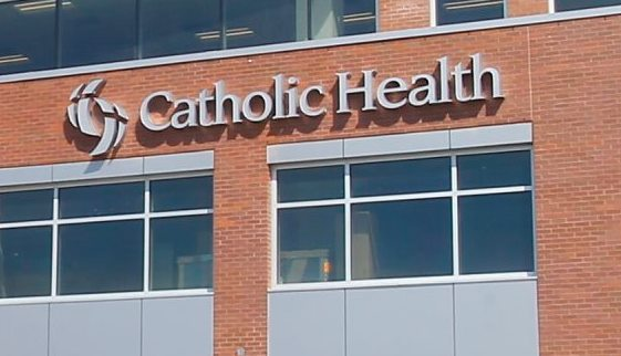 Catholic Health System plans to open a methadone clinic around the corner to 910 Millersport Highway. (News file photo)