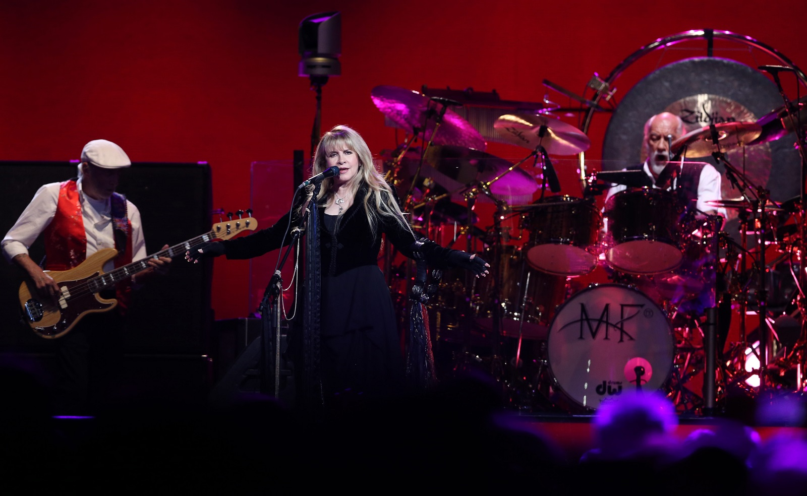 Fleetwood Mac performed in concert at the venue then known as First Niagara Center on Jan. 31, 2015. (Sharon Cantillon/Buffalo News)
