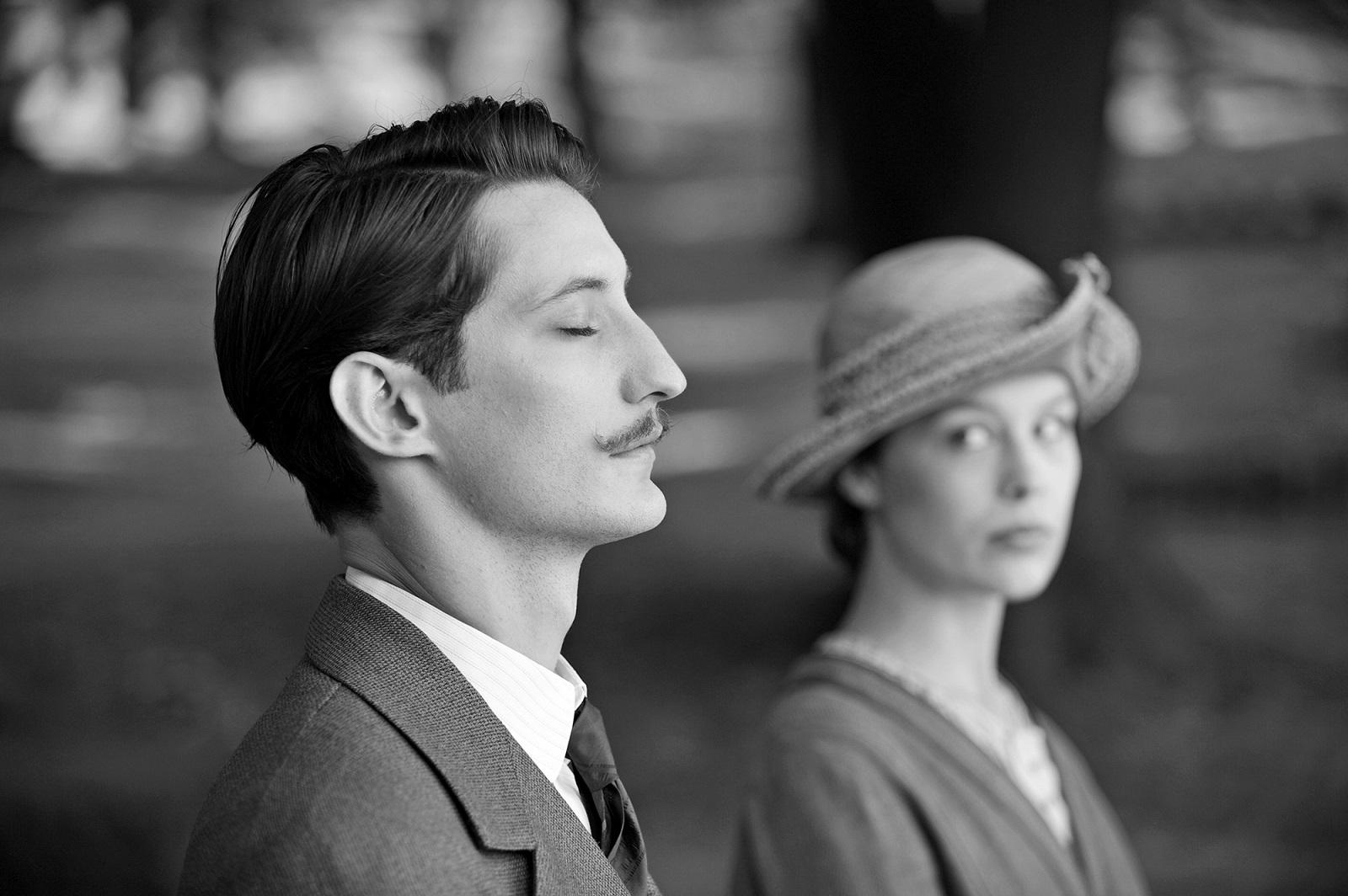 Pierre Niney and Paula Beer in 'Frantz.' (Jean-Claude Moireau- Foz, Music Box Films)