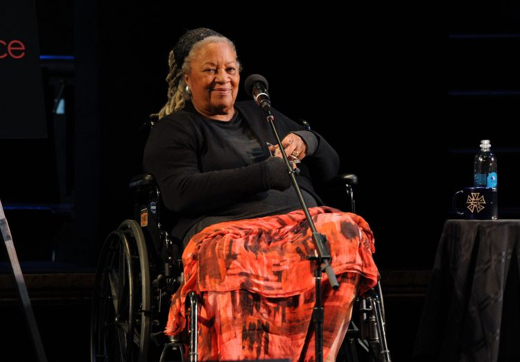 Author Toni Morrison attends an event in New York City on June 15, 2016.  (Photo by Craig Barritt/Getty Images for The Stella Adler Studio of Acting)