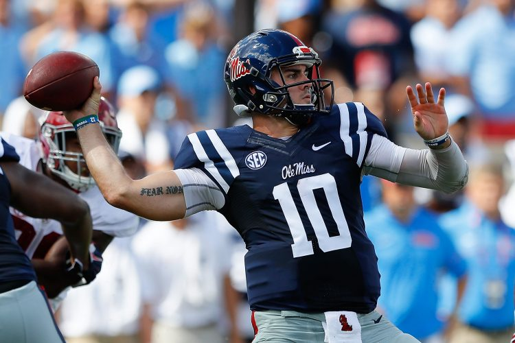 3 reasons the Bills should draft: Ole Miss QB Chad Kelly