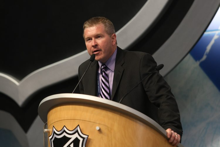 Sabres ask Kings to interview Futa, but not Lombardi