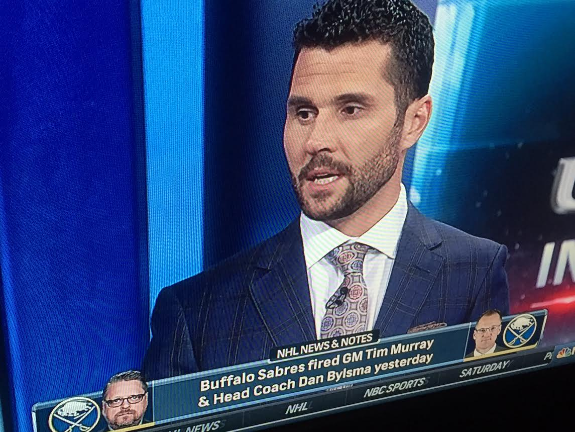 Brian Gionta on NBCSN: 'Leaving our exit interviews, we didn't think that was coming.'