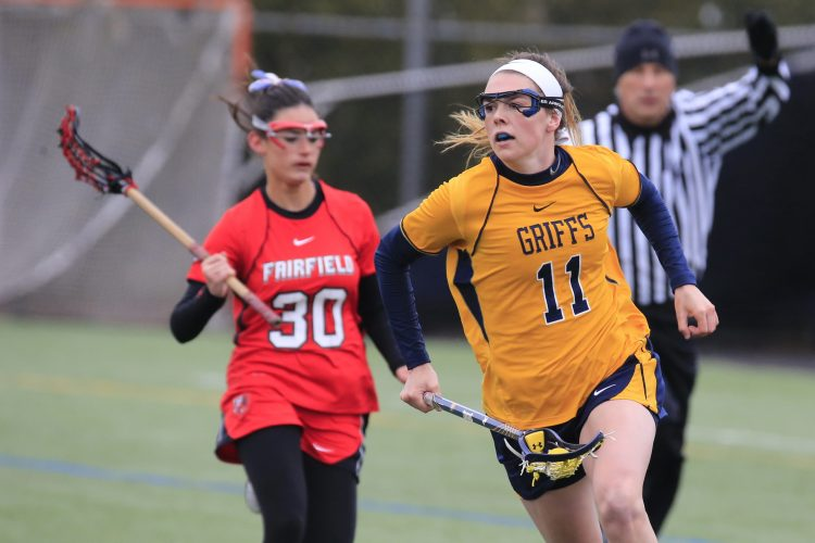 College Power 10: Canisius lax's Erica Evans tied for national lead in goals
