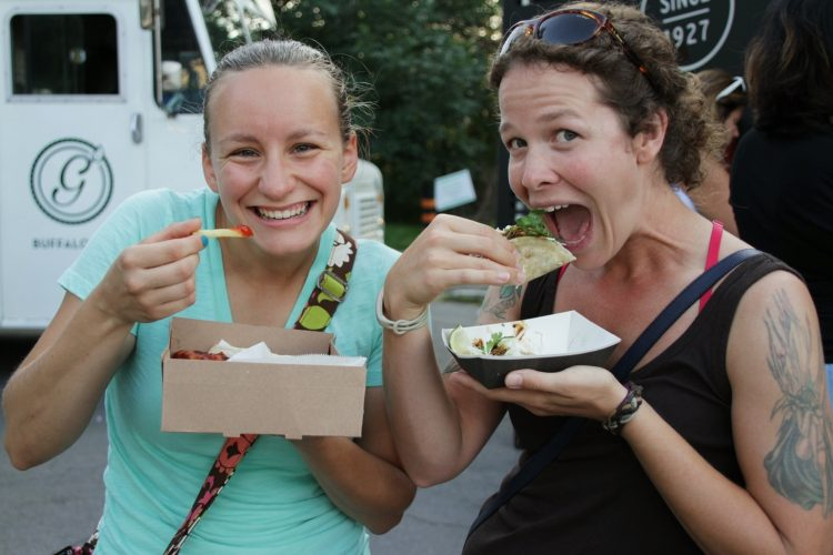 Food Truck Thursdays kick off; Food Truck Rodeo dates announced