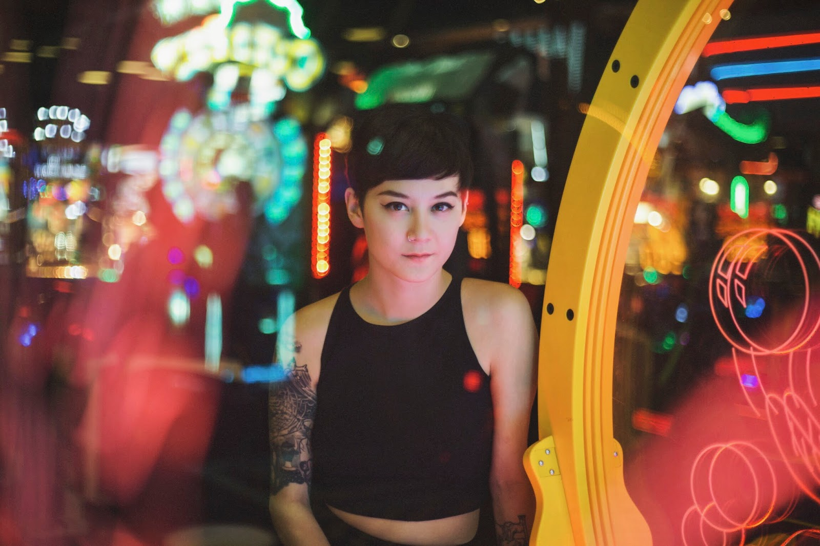 Japanese Breakfast is the side project of Little Big League's Michelle Zauner. (Photo by Phobymo)